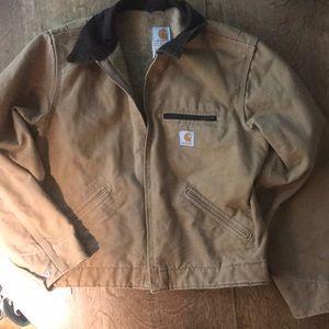 Carhartt canvas jacket